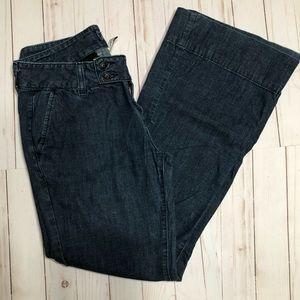 Lucky Brand Bell bottom denim trousers size 8/29